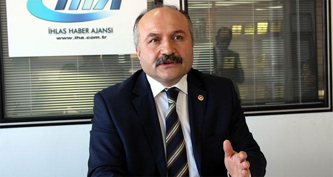 MHP Grup Başkanvekili Usta: FETÖ, CHP merkezli seçim ittifakını destekliyor