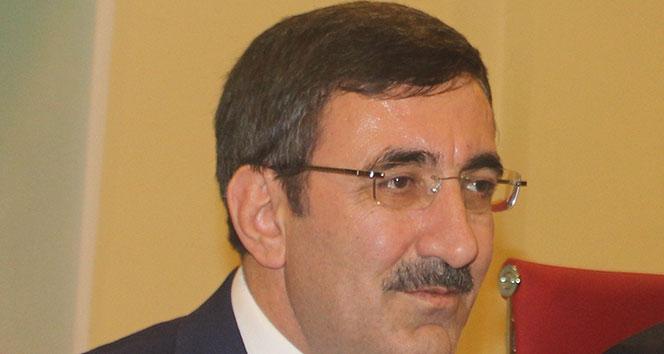 Cevdet Yılmaz: 'AK Parti vatandaş odaklı siyaset yapan bir partidir'