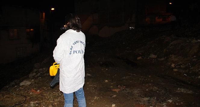 Metruk binada 18 yaşındaki bir gencin yanmış cesedi bulundu