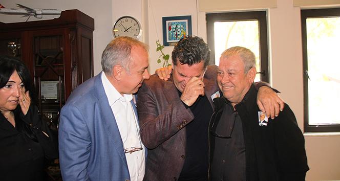 Yardımcısını kaybeden Bodrum Belediye Başkanı Kocadonun zor anları