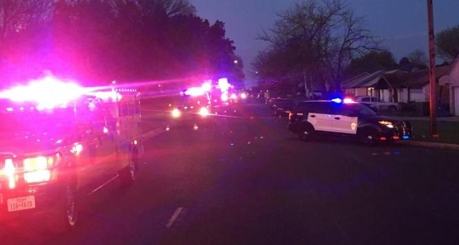 Teksasta bombalı paketle bir saldırı daha: 1 ölü, 1 yaralı