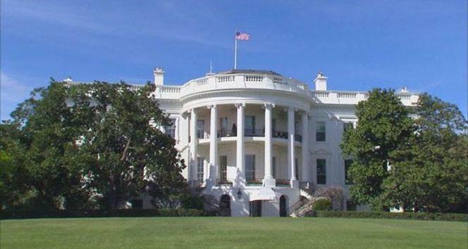 Beyaz Sarayda şüpheli paket alarmı