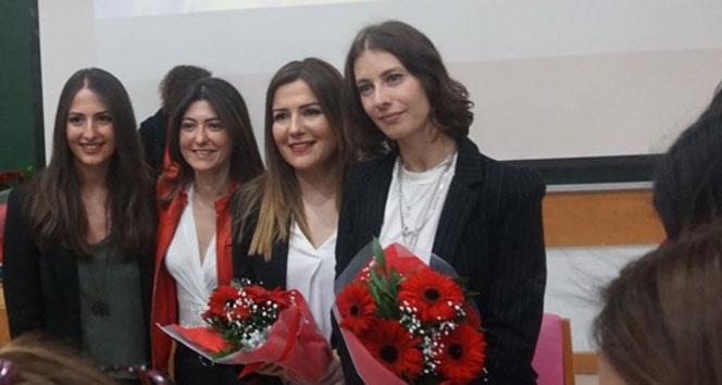 Tuğba Ünsal'dan iş kadınlarına tavsiyeler