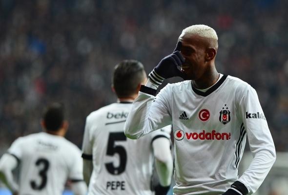 Beşiktaş'tan Talisca için Portekiz çıkarması