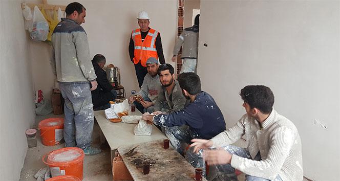 İnşaat işçileri Seda Sayandan özür bekliyor
