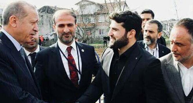 Cumhurbaşkanı Erdoğan, Dünya Şampiyonu Metehan Başarı kabul etti