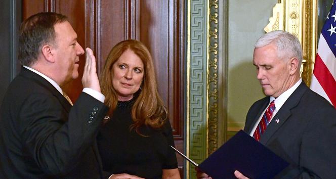 Yeni ABD Dışişleri Bakanı Mike Pompeo kimdir? Rex Tillerson neden görevden alındı?