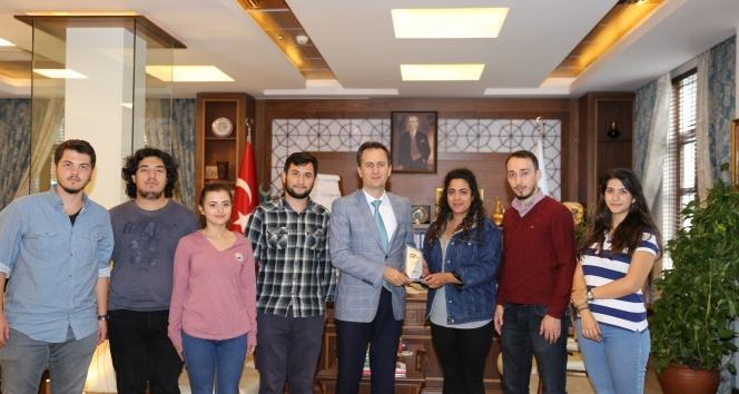 GTU Uzay Takımı ABDde Türkiyeyi temsil edecek