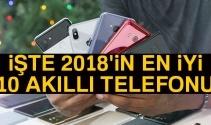 Piyasadaki en iyi akıllı telefonlar hangileri? İşte 2018'in en iyi 10 akıllı telefonu