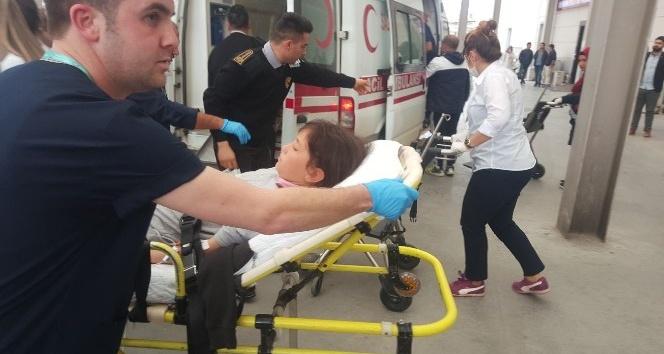 Aydın'da öğrenciler gıda zehirlenmesi şüphesi ile hastaneye kaldırıldı