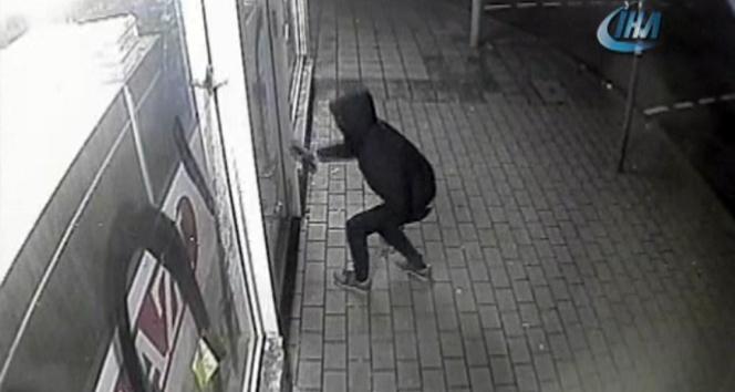 Almanyada Türk marketine saldırı