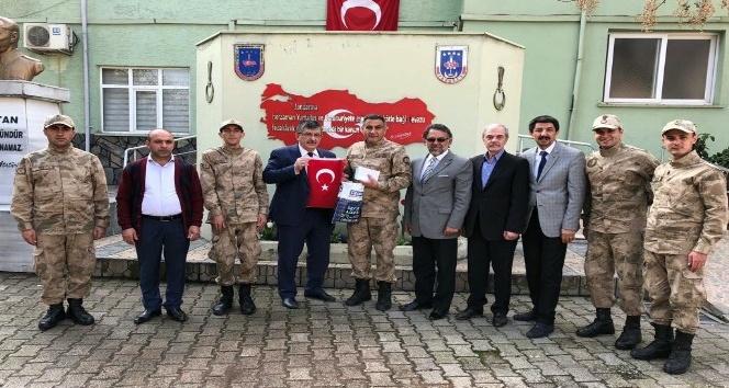 ESKKK ve TÜMSİAD'dan Afrin'deki Mehmetçik'e destek