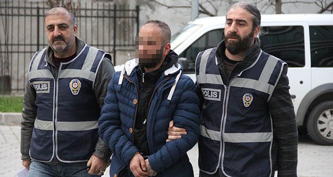 Hakkında 15 yıl hapis bulunan cezaevi firarisi yakalandı