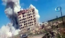 İdlib'de hava saldırısı: 4 ölü, 11 yaralı