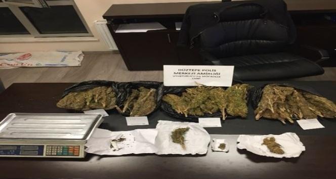 Gaziantep'te uyuşturucu ticareti yapan şahıs tutuklandı
