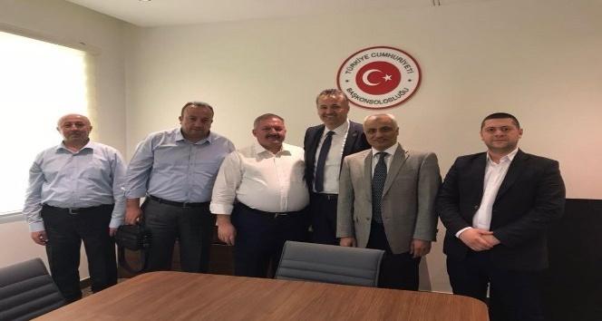 Kayseri OSB Türk Ticaret Merkezleri Projesi  (Expo Center) İle Dünyaya Açılma Hedefinde