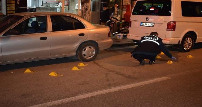 Eğlence merkezine silahlı saldırı