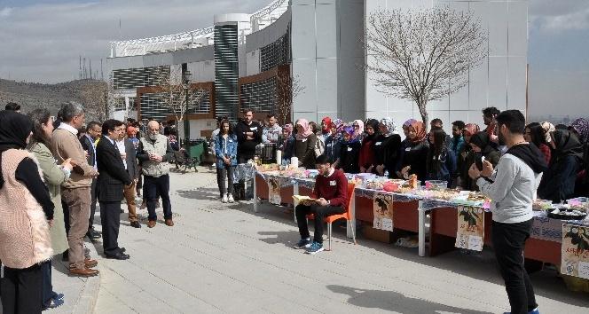 NEÜ'de Afrin'deki Mehmetçikler için kermes