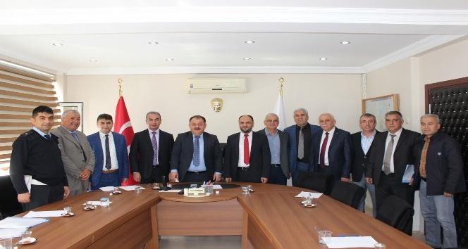 Beyşehir'in trafik sorunu masaya yatırıldı