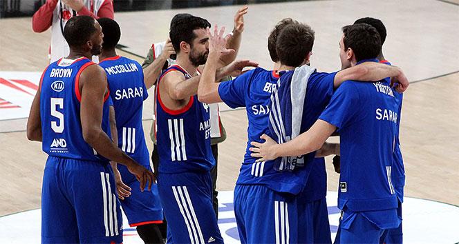 Anadolu Efes, Brose Basket Bamberg deplasmanında