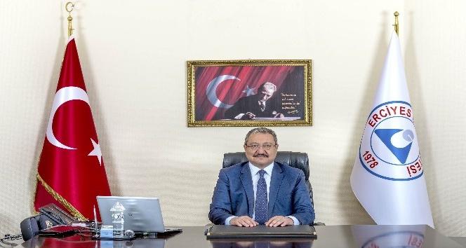 """ERÜ Rektörü Güven'den """"14 Mart Tıp Bayramı"""" Mesajı"""