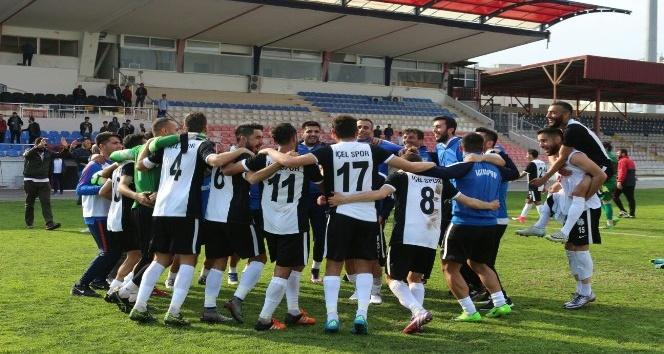 Pepe, İçelspor'u şampiyonluğundan dolayı kutladı