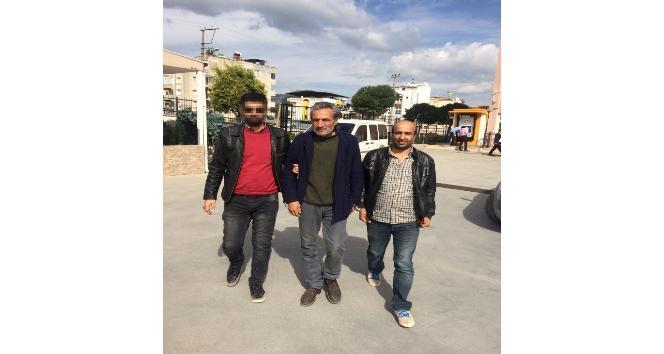 Aranan 2 şüpheli Didim'de yakalandı