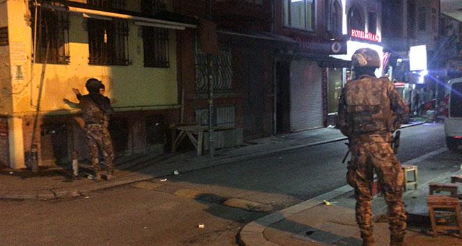 İstanbulda nefes kesen dev narkotik operasyonu