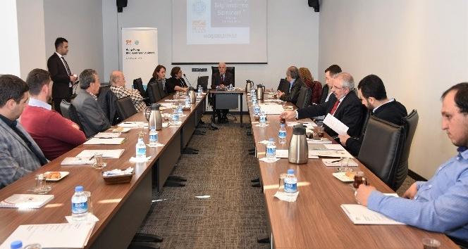 KTO'da Hong Kong Ticaret Geliştirme Semineri Düzenlendi