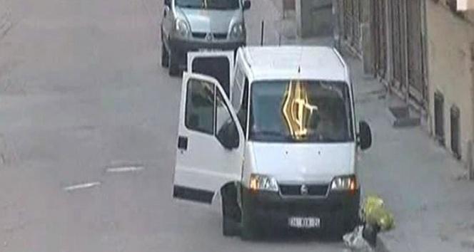 İstanbulda yakalanan bombalı minibüs ile ilgili flaş gelişme