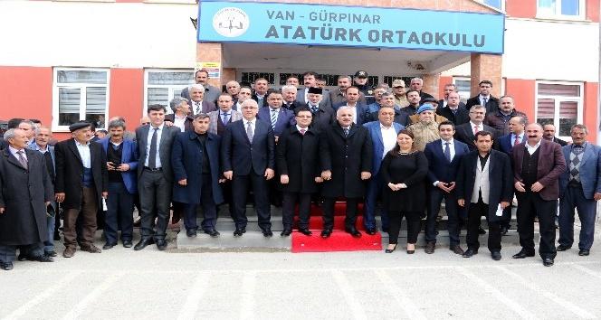 VASKİ Genel Müdürü Tekataş:
