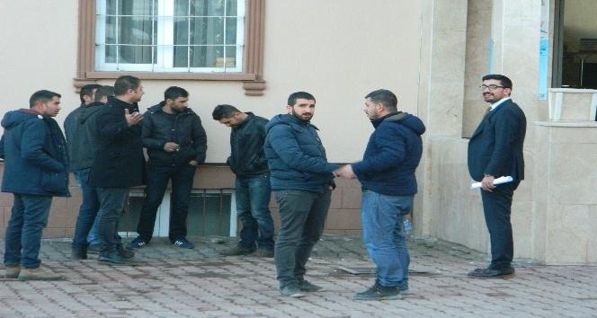Kaçak göçmenler sınırda yakalandılar