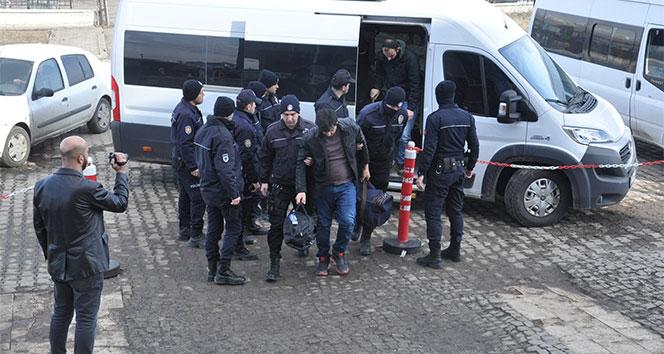 Karsta FETÖnün EGM mahrem yapılanmasına operasyon: 6 gözaltı