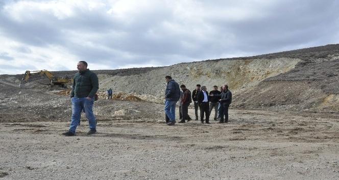 Kars'ta taş ocakları köylüleri tedirgin ediyor