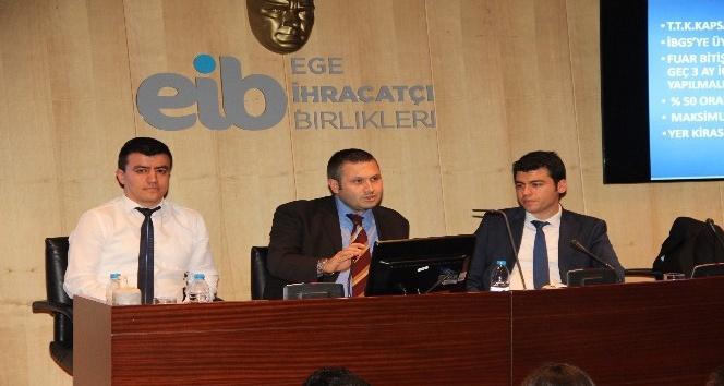 EİB devlet desteklerini anlatıyor, ihracatçı kazanıyor