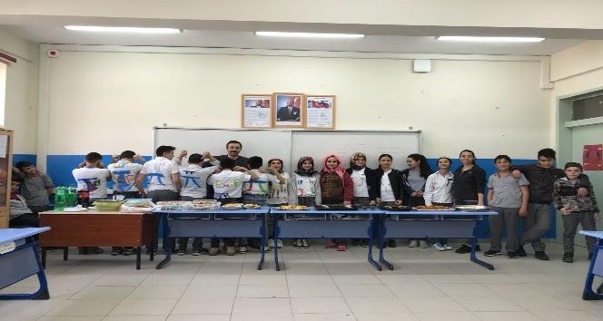 Çavdarhisar'da 'Dünya Pİ Günü' etkinliği