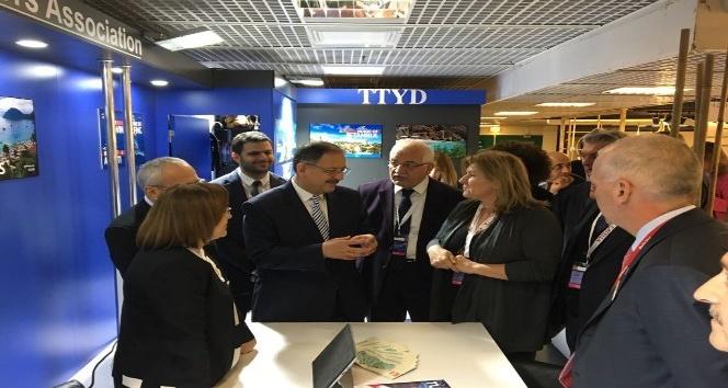 Türkiye'nin turizm devleri uluslararası yatırım için kolları sıvadı