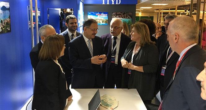 Türkiyenin turizm devleri uluslararası yatırım için kolları sıvadı