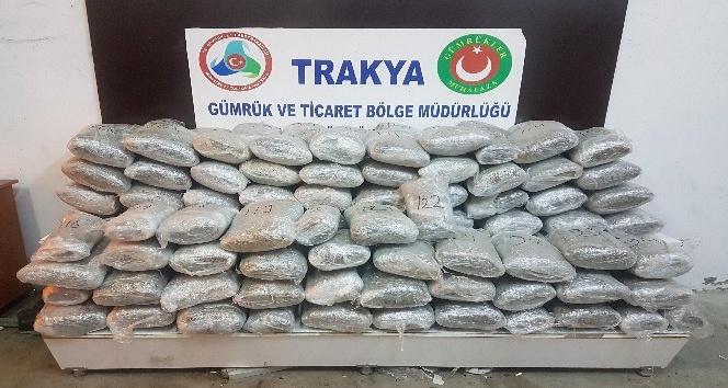 Tır dorsesinden '5 milyonluk' uyuşturucu çıktı