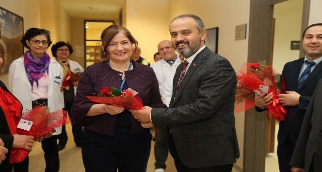 'Daha sağlıklı Bursa' için iş birliği