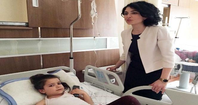 Siirt Devlet Hastanesine ilk kez bir kadın başhekim atandı