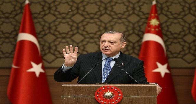 """Cumhurbaşkanı Erdoğan: """"Akşama kadar kuşatma çemberi tamamlanmış olur"""""""