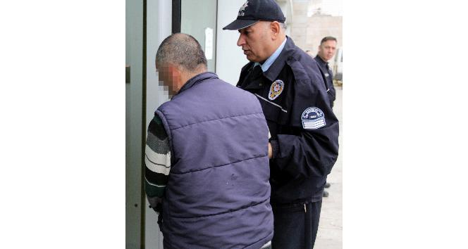 İlaç hırsızlığına gözaltı