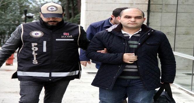FETÖ'nün Konya öğrenci sorumlusu Samsun'da gaybubet evinde yakalandı