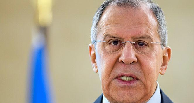 Lavrov: S-400 füzelerinin teslimatını hızlandırma taleplerine olumlu yanıt veriyoruz