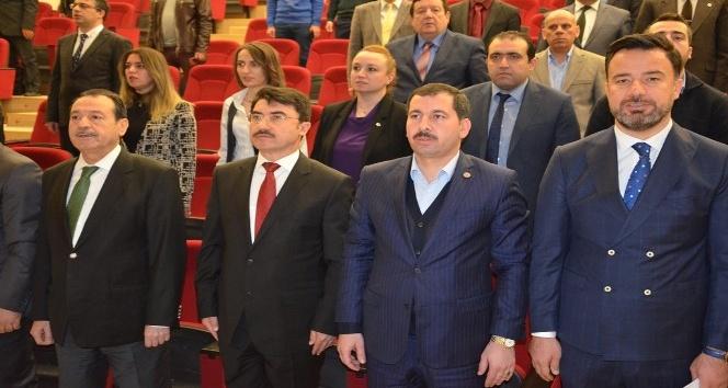 HRÜ'de 14 Mart Tıp Bayramı Etkinliği