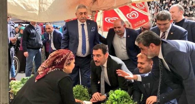 Malatya'dan da Zeytin Dalı Harekatına destek