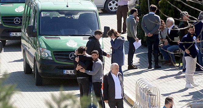 İranda düşen jette ölen 10 kişinin cenazeleri ailelerine teslim ediliyor