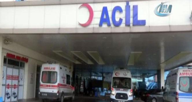 Düzce'de karın ağrısı şikayeti ile hastaneye başvuran öğrenci sayısı 43'e ulaştı