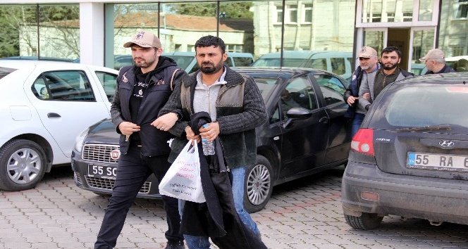 Samsun'da DEAŞ'tan 3 kişi tutuklandı